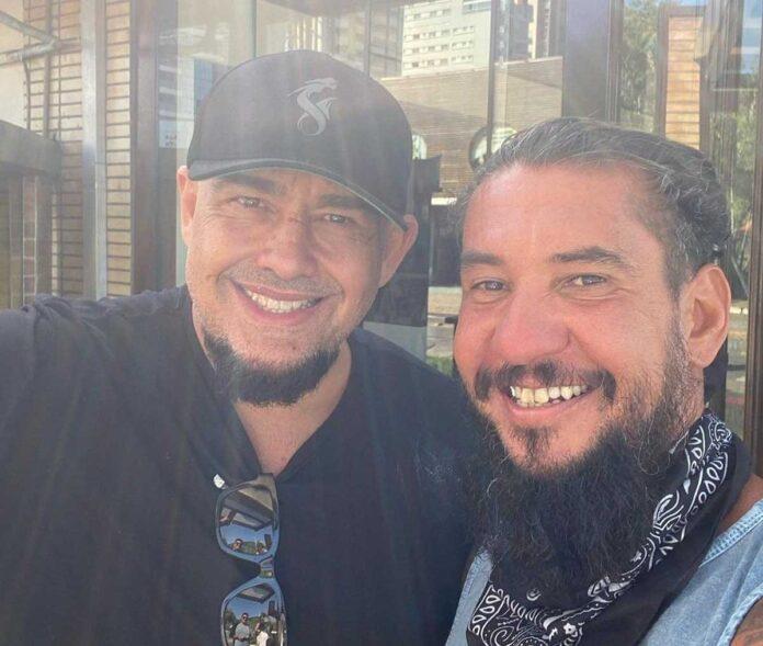 Digão e Rodolfo Abrantes (Foto: Reprodução Instagram)