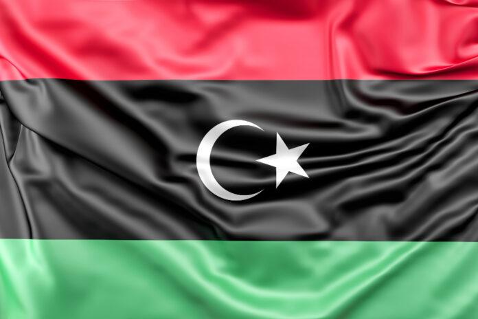 Bandeira da Líbia Foto: www.slon.pics - br.freepik.com