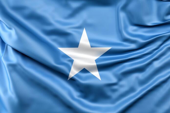 Bandeira da Somália (Foto: www.slon.pics - br.freepik.com