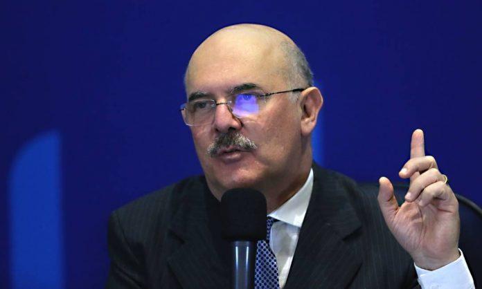 Ministro da Educação e pastor presbiteriano, Milton Ribeiro (Foto: Divulgação)