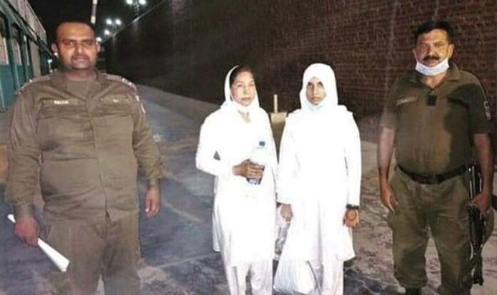 As enfermeiras foram presas e acusadas de blasfêmia, no Paquistão. (Foto: Reprodução / ICC)