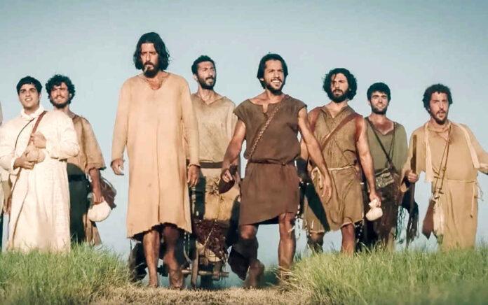 """""""The Chosen"""" é uma série baseada no relato bíblico do evangelho de Jesus Cristo. (Foto: Divulgação""""."""