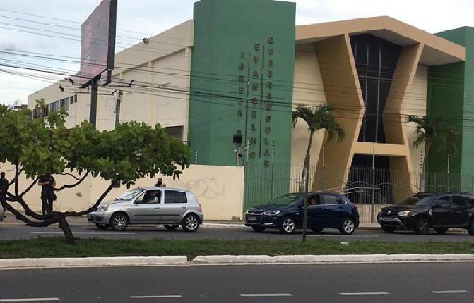 Igreja do Evangelho Quadrangular em Aracaju (SE)