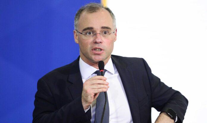 O advogado-geral da União, André Mendonça (Foto: Marcelo Camargo - Agência Brasil)