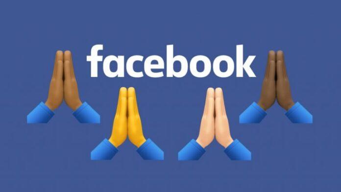 O Facebook está atualmente testando um novo recurso de postagem de oração. (Ilustração: Kit Doyle)