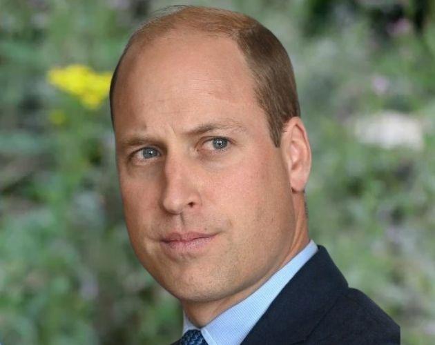 O príncipe William, neto da rainha da Inglaterra