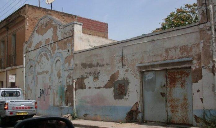 O edifício histórico em Mostaganem foi devolvido à Igreja após uma década. (Foto: Reprodução / Middle East Concern)