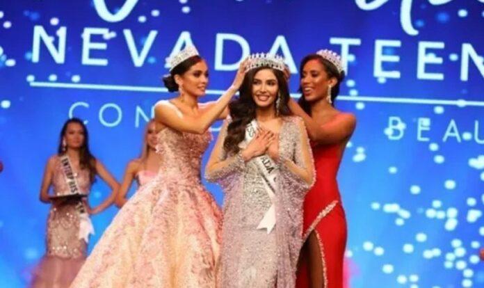 Transgênero vence o concurso Miss Nevada, nos EUA. (Foto: Reprodução/Instragram)
