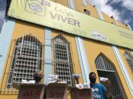 CASA VIVER Pr. Raone Menezes e Dr. Gilberto Garcia