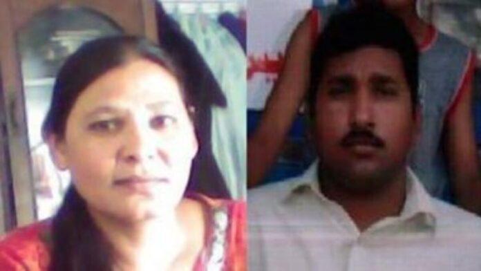 Shafqat Emmanuel e Shagufta Kausar foram acusados de blasfêmia no Paquistão.