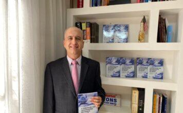 Rubens Roriz é pastor, auditor fiscal do DF, presidente da Aafit e do Sindifisco-DF. Foto: divulgação