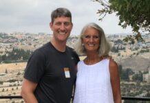 Jonathan Lotz e Anne Graham Lotz, o neto e a filha do evangelista Billy Graham. (Foto: Reprodução/Instagram Anne Graham Lotz)