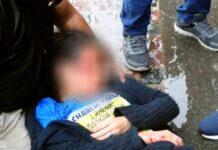 Hatun Tash foi ferida no rosto no Hyde Park, em Londres. (Foto: Reprodução)