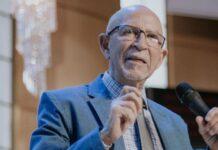 Pastor Jorge Linhares (Foto: Reprodução/Instagram/Igreja Batista Getsêmani)