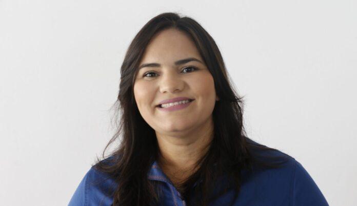 Vereadora em Recife (PE), Michele Collins - 2020