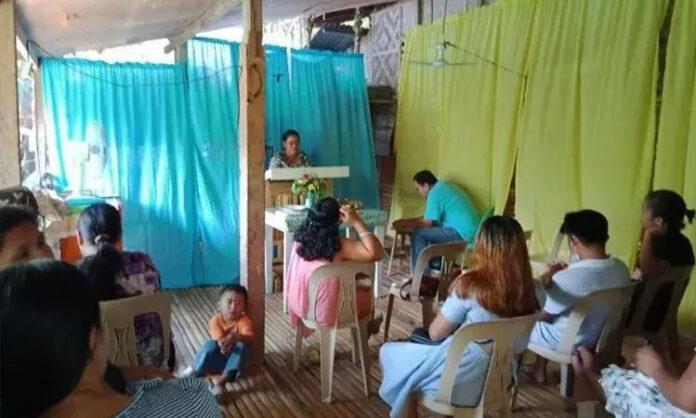 Igreja doméstica nas Filipinas