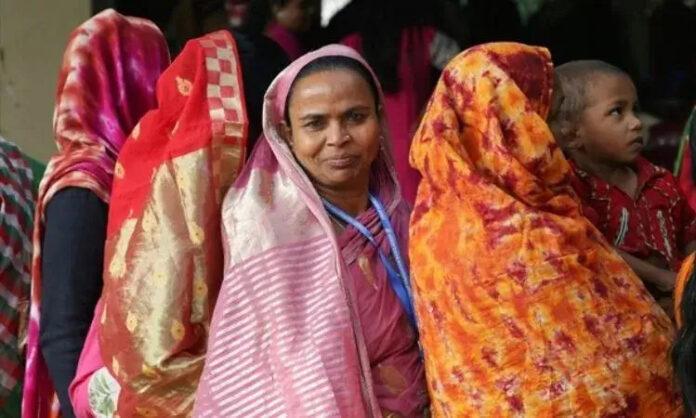 Mulher cristã em Bangladesh (foto representativa)