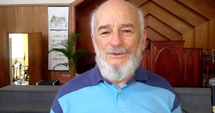 Pastor Paulo Cezar, do Grupo Logos