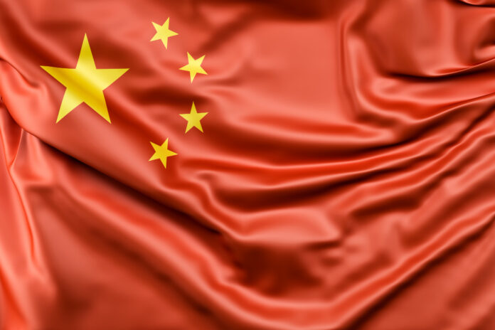 Bandeira da ChinaFoto: www.slon.pics - br.freepik.com