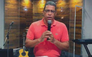 Pastor Esney Martins da Costa (Foto: reprodução)