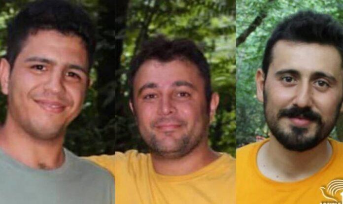 Cristãos presos no Irã enquanto participavam de um culto doméstico.