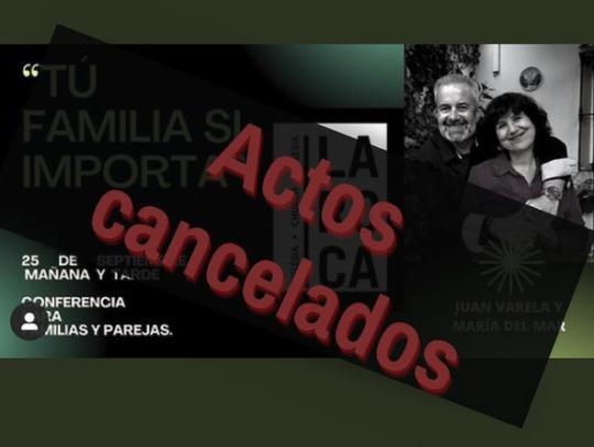 A igreja La Roca, na Espanha, cancelou as oficinas sobre família e sexualidade após pressão dos ativistas LGBT.
