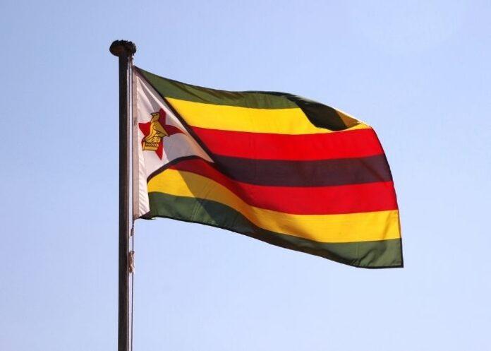 Bandeira do Zimbábue