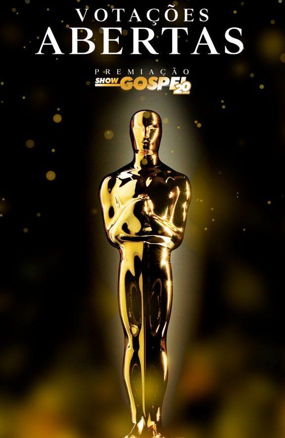 Revista Show Gospel, o maior guia da música cristã nacional, traz como parte das celebrações, a Premiação Show Gospel 20 anos.