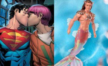 Super-heróis começam a ser retratados segundo visão da ideologia de gênero.