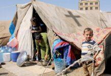 Cristãos sírios refugiados. (Foto: Reprodução)