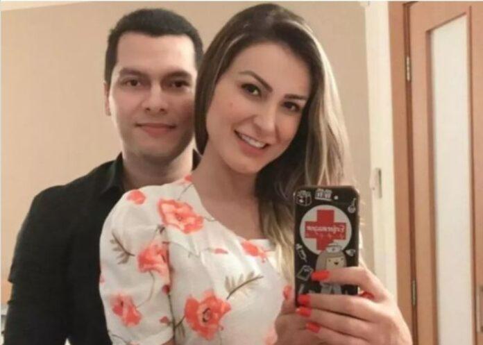Andressa Urach e Thiago Lopes reatam casamento.