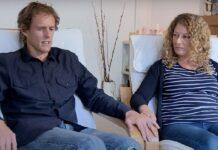 Casal cristão Nigel e Sally Rowe