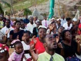 Cristãos no Haiti