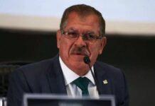 Ministro Humberto Martins, presidente do STJ