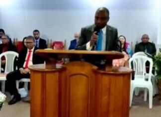 Pastor Geter Silva - Foto: Reprodução /Youtube